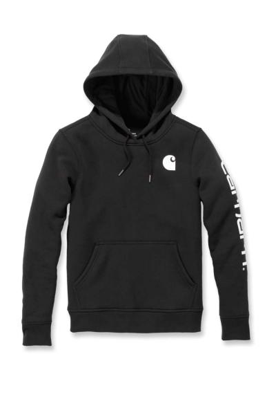 CARHARTT CLARKSBURG GRAPHIC HOODED SWEATSHIRT