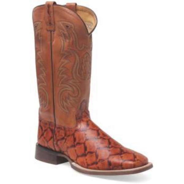 Cowboystiefel Herren BSM1890, tan big bass