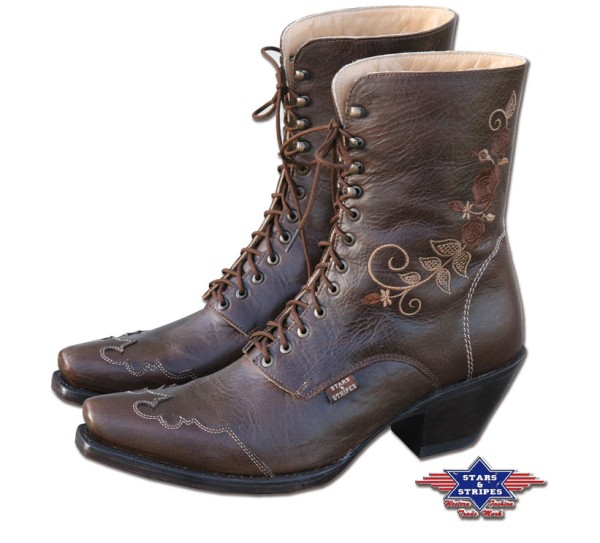 Cowboystiefel Stars & Stripes ROSIE BROWN