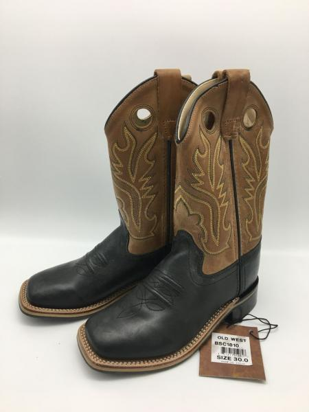 Cowboystiefel für Kinder OLD WEST BSC1810-B