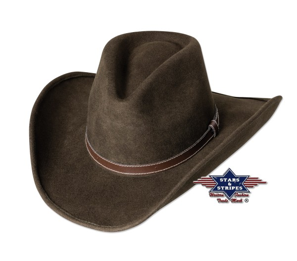 Cowboyhut Westernhut Stars & Stripes TOM