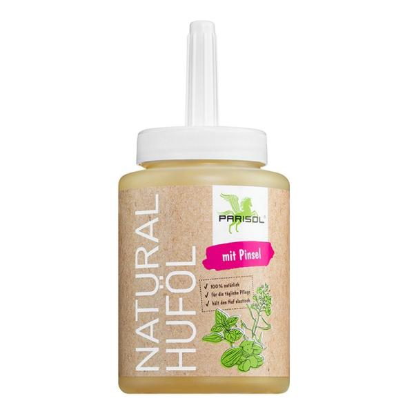 Parisol Natural Huföl, mit Pinsel, 500ml