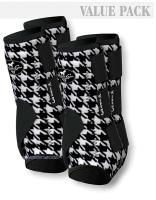 Sports-Medicine Boots - SMB 3 Value Pack - Houndstooth
