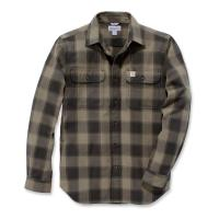 HUBBARD SLIM FIT FLANNEL SHIRT