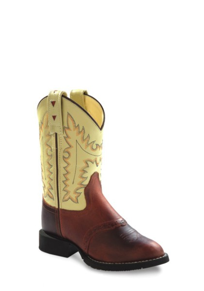 Cowboystiefel für Kinder OLD WEST CW2552