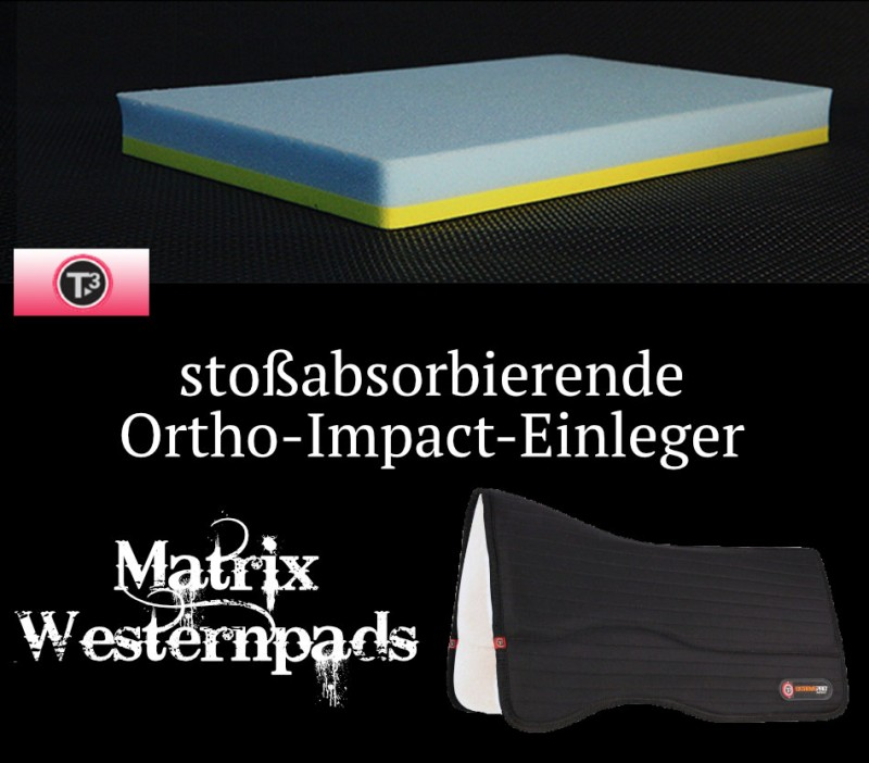 Matrix Westernpads