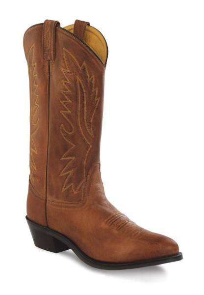 Cowboystiefel Damen Tan Canyon