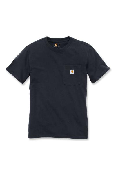 CARHARTT WORKW POCKET S/S T-SHIRT DAMEN