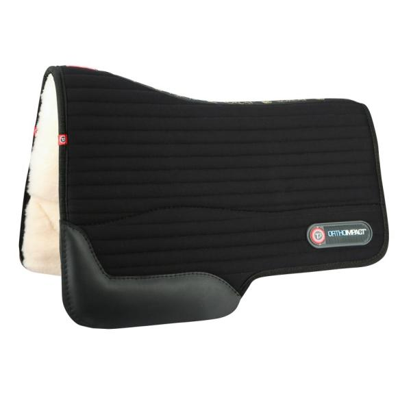 Westernpad Matrix Barrel Pad with Woolback + Ortho